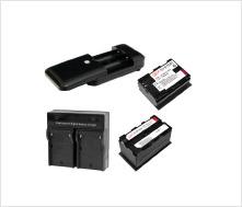 batterie caricabatterie